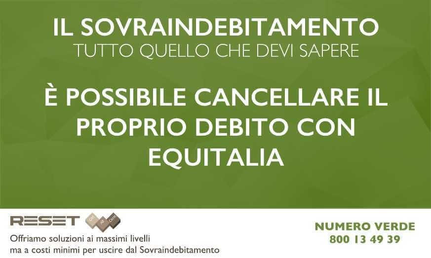 È possibile cancellare il proprio debito con Equitalia?